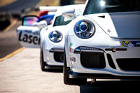 2014 Carrera Cup Shakedown SMP